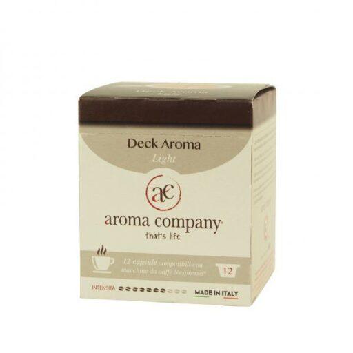 Aroma Company light nespresso
