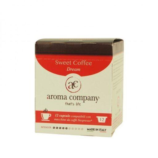 Aroma company sweet coffee dream