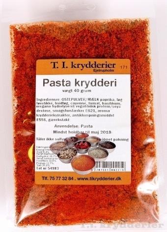 Pasta krydderi