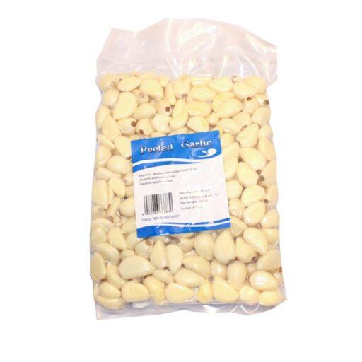 Hvidløg – Pillede 1 kg/ps CH