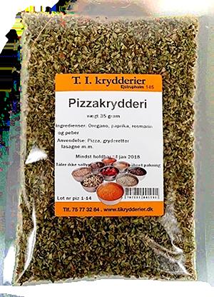 Pizza Krydderi 35 g