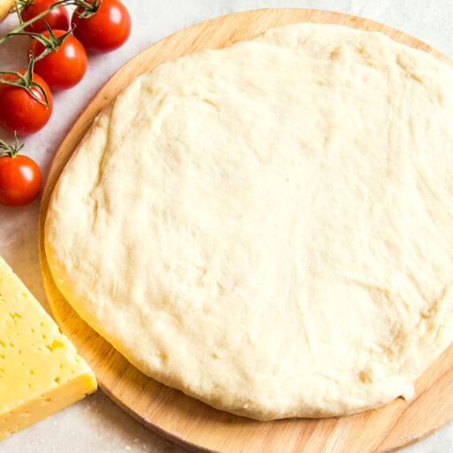 Pizzabund 400 gr. 25 cm Forbagt