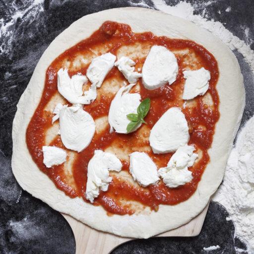 Madkurvens pizzakit