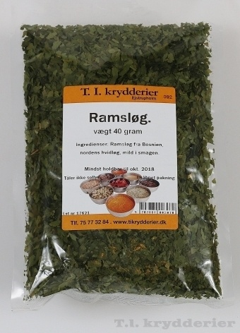 Ramsløg 30 g