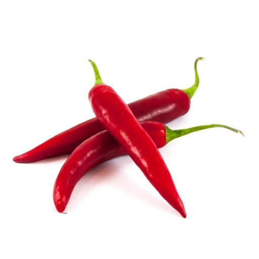 Rød chili 1 stk HOL