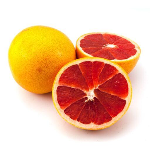 Grapefrugt, rød -0