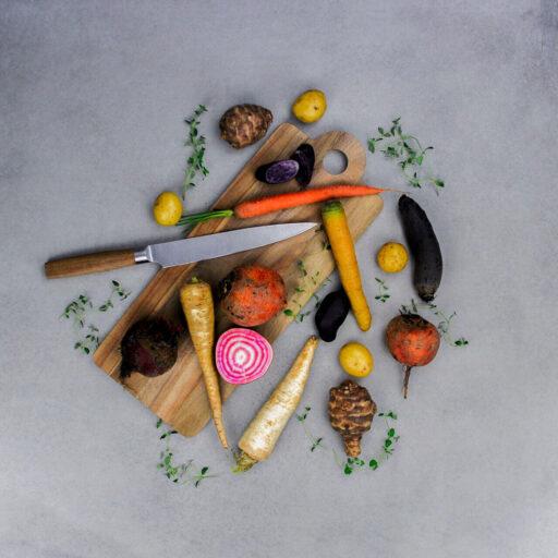 Kartofler og rodfrugter