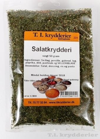 Salat krydderi
