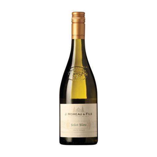 J. Moreau & Fils, Select Blanc Vin de France (Hvidvin)
