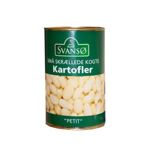 Kartofler - Petit, kogte-0