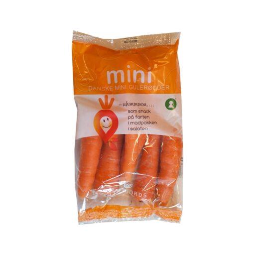 Små snack gulerødder -0