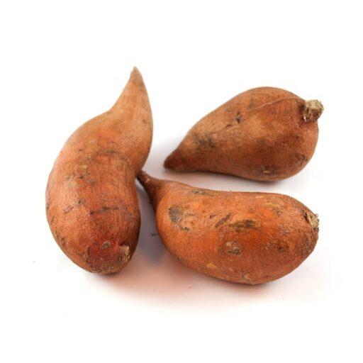 Søde kartofler 1 kg.