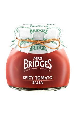 Tomat salsa spicy