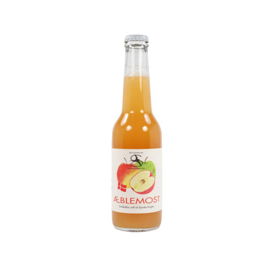Staarup – Æblemost – Drikkeklar – 27,5 cl.