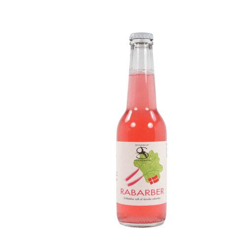 Staarup – Rabarber – Drikkeklar saft – 27,5 cl.
