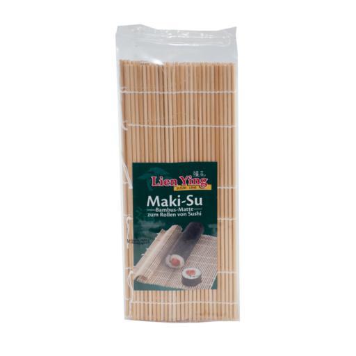 Sushi bambusmåtte -0