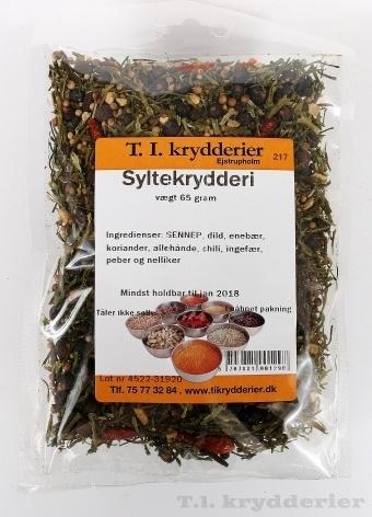 Sylte krydderi 65 g