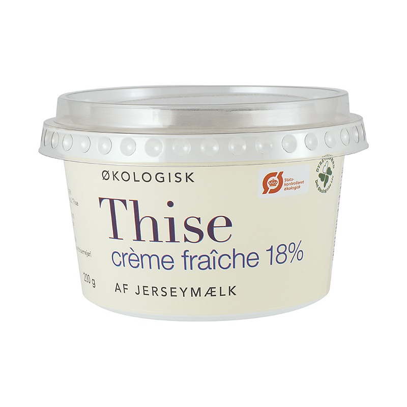 Thise Creme Fraiche 18% 200g