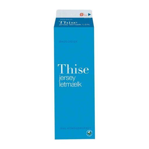 Thise Letmælk Jersey 1,5% 1L
