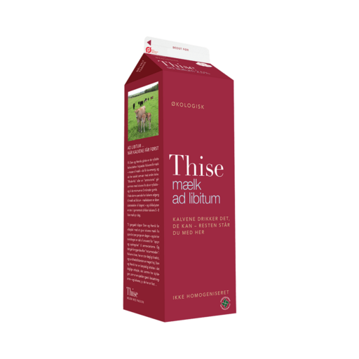 Thise Økologisk Mælk Ad Libitum
