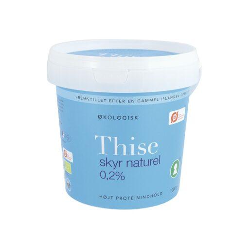 Thise Skyr Naturel 0,2% 1kg