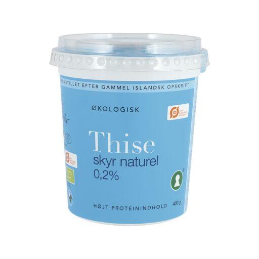 Thise Skyr Naturel 0,2% 400g