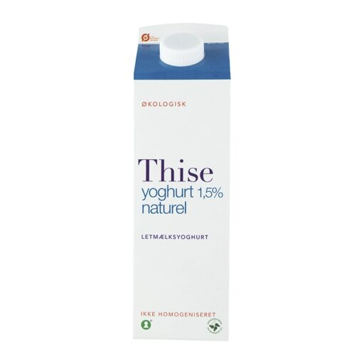 Thise yoghurt naturel 1,5%