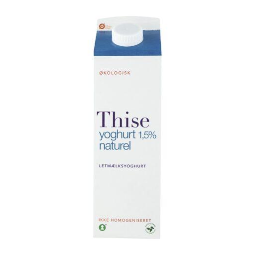 Thise Yoghurt Naturel 1,5% 1L