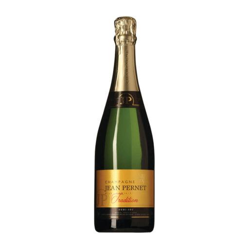 Jean Pernet, Tradition Demi-Sec, Champagne (Mousserende)