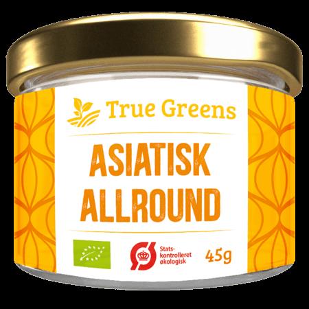 True Greens Asiatisk allround