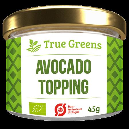 True Greens Avocado topping