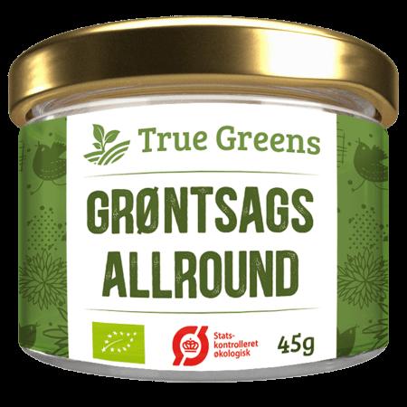 True Greens Grøntsags allround