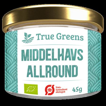 True Greens Middelhavs allround