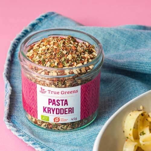 True Greens Pasta krydderi