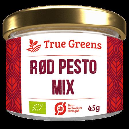 True Greens Rød pesto mix