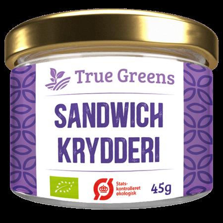 True Greens Sandwich krydderi