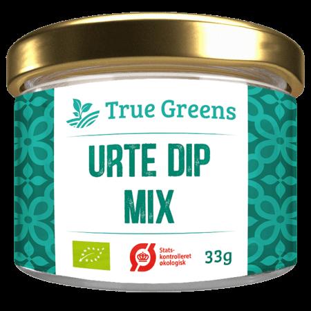 True Greens Urte dip mix